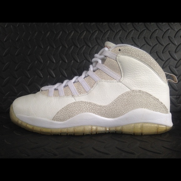 huge discount 6ab22 3752f Air Jordan 10 OVO great condition size 10.5